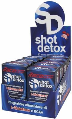 purifica la vescica renale shot detox l 250 glutatione
